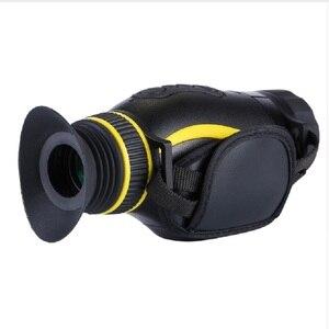 Image 4 - ZIYOUHU HD 4 פעמים זום אינפרא אדום דיגיטלי ראיית לילה המשקפת טלסקופ עבור ציד צופיות הלילה הצופה כף יד מכשיר