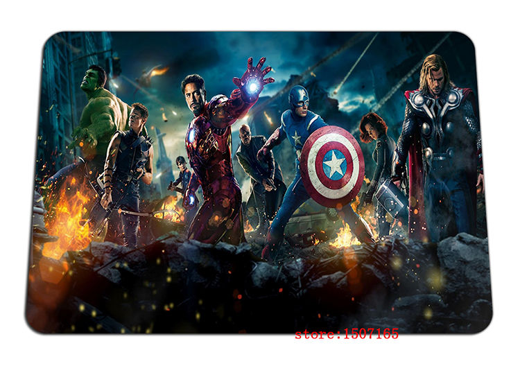 best The Avengers mouse pad new heros large pad to mouse computer mousepad birthday gift gaming mouse mats to mouse gamer