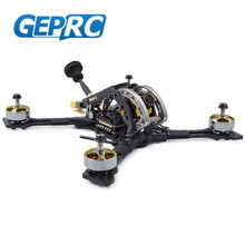 Gerpc Mark3 H5 225mm 2-5S SPAN F4 40A Blheli_S DSHOT600 ESC 25 ~ 600mW VTX Caddx Ratel 2.1mm caméra FPV Drone de course BNF/PNP(China)