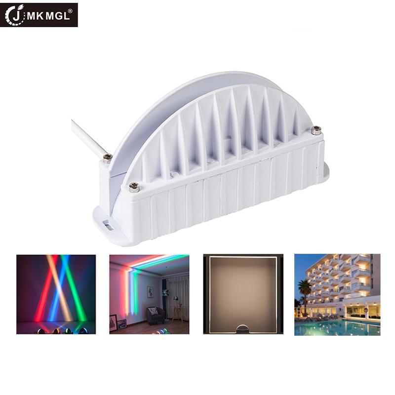 JMKMGL LED Window Frame Light,LED Balcony Light, LED Wall Washer Light,  Garage