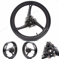 Front Wheel Rim For Suzuki GSXR 600 2011 2016 2012 2013 2014 2015 GSXR600 Motorcycle Parts GSX R GSX R 750 11 12 13 14 15 16