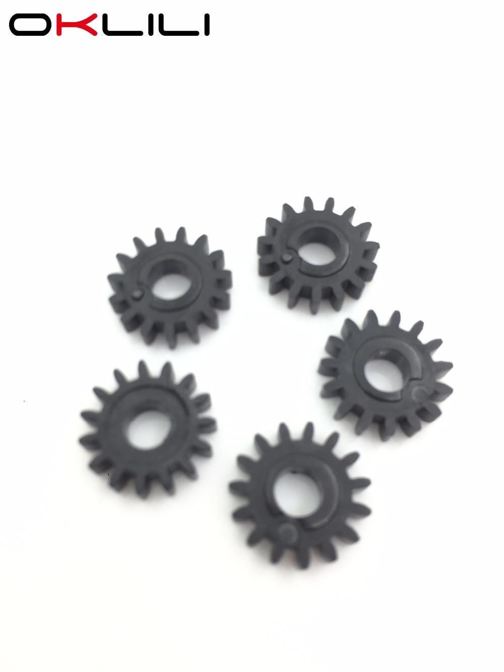 цена на 5PC Clutch Gear 15T Carriage lock for HP C3150 C3180 C4140 C4150 C4280 D5060 D5065 D5069 J3680 6310 L7680 J4500 J4550 J4580 2355