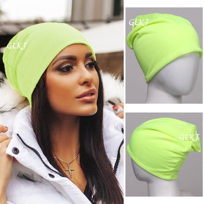 Women Men Unisex Slouch Winter Knit Hip hop Cap   Beanie   Baggy Hat Ski Crochet   Skullies     Beanies