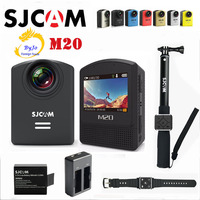 Оригинальная SJCAM M20 WI FI Спортивная Экшн камера Камера 4 K DV HD 1,5 возможностью погружения на глубину до 30 м Водонепроницаемый Спортивная камера