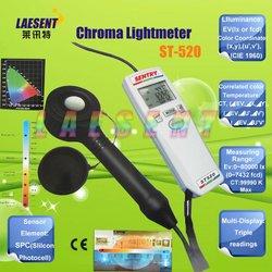 Chroma compteur de lumière sentinelle ST-520 température luminosité lampes LED testeur de couleur compteur de lux numérique