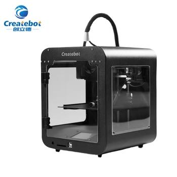 CreateBot colorful SuperMini 3D Printer Touch Screen Metal case 3d printer High Precision 3D Drucker Impresora 3D