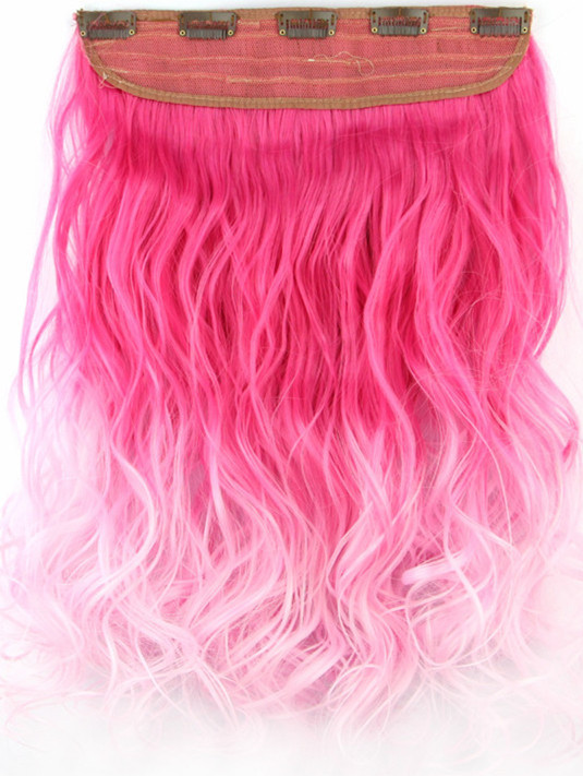 1pcslot Hot Brazilian Clip In Real Top Hair Extensions 100 Hair