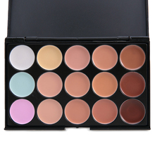 Palettes facial concealer camouflage palette base cosmetic cream care face professional