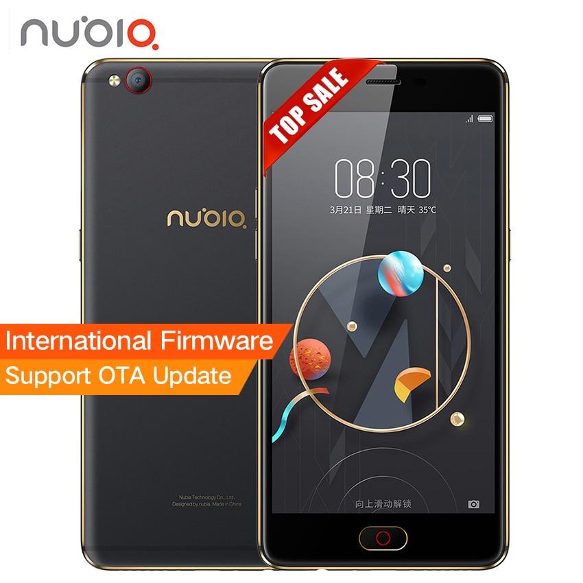 Original 2017 ZTE Nubia M2 LITE 5.5 4G RAM 32GB ROM 4G LTE MT6750 Octa Core Android M 16.0MP 3000mAh Battery Smartphone