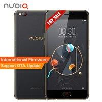 Original 2017 ZTE Nubia M2 LITE 5 5 4G RAM 32GB ROM 4G LTE MT6750 Octa