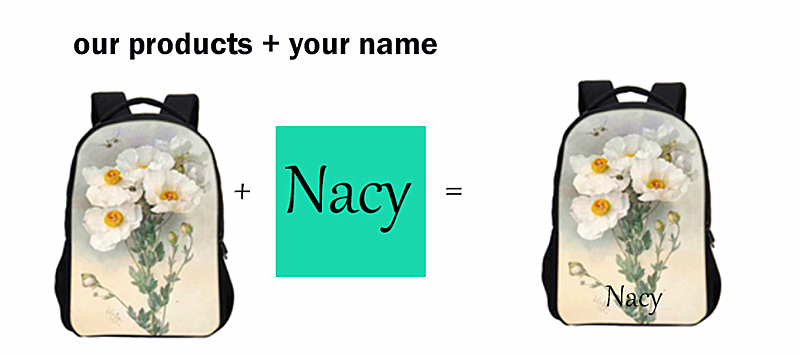 bags and name
