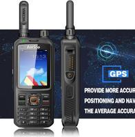 Inrico Portable Public Network Wifi Walkie Talkie Radio 4000mAh Battery Touch Screen SIM Card WCDMA GSM