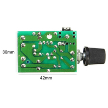 1 шт. LM386 10 Вт аудио усилитель плата моно 3,5 мм DC 3-12 в регулятор громкости