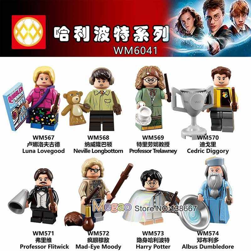 Detail Feedback Questions About Single Sale Legoings Luna Lovegood