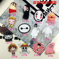 Min Order $5(Mix Order) Acrylic HARAJUKU  Lovely Cartoon character costumes Badge Pin Up Collar Tips Cartoon Enamel Gifts XZ173