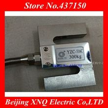 Weighing-Sensor Pull-Pressure-Sensor Load-Cell S-Type 2000kg 1T 2ton YZC-516C 1ton