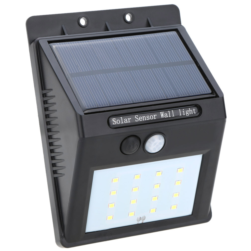 Solar Led Motion Sensor Security Light