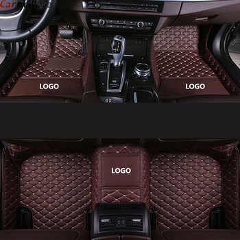 Car Believe car floor mat For toyota land cruiser prado 120 toyota camry 2007 2008 2009 toyota corolla prius car accessories - DISCOUNT ITEM  50% OFF All Category