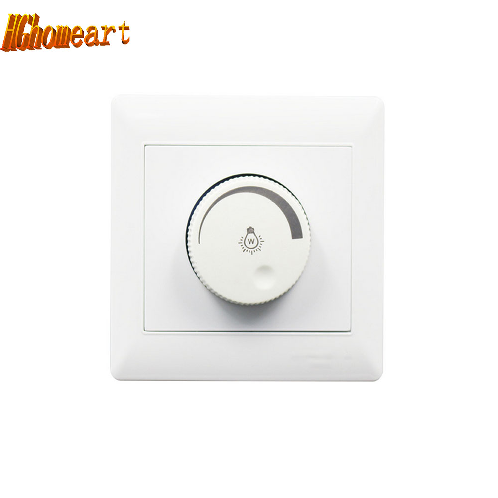 Lighting Control Ac Regulator Switch With Dimmer 110v 220v Adjule Brightness Dimmers For Led Chandeliers Ceiling Lamps Bulb In From Lights