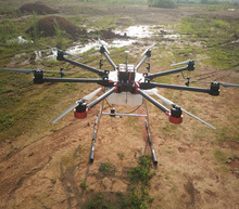 8-axis 10L Agricultural Drone multi-axis Agricultural protection UAV