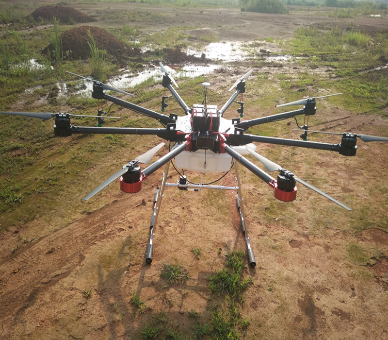 8 axis 10L Agricultural font b Drone b font multi axis Agricultural protection UAV