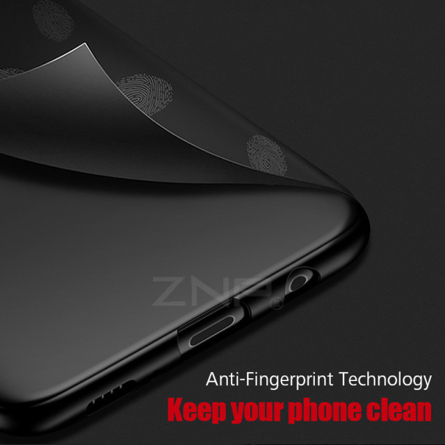 ZNP Ultra Thin Silicone Soft TPU Cover Cases for Samsung Galaxy S6 S7 Edge S8 Plus J1 J3 J5 J7 A3 A5 A7 2015 2016 2017 Case p30 5