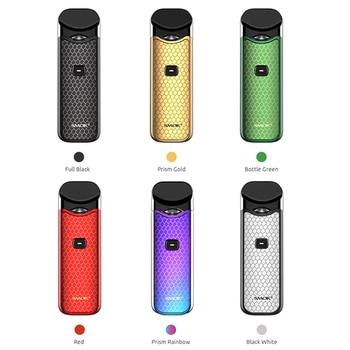 SMOK – KIT de cigarettes électroniques, POD NORD, batterie de bobine, réservoir de 1100 mah, bobine de 3ML, vs SMOK NOVO S168