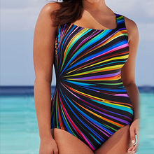 UMLIFE 5XL Large Big Plus Size Swimwear For Women Sexy One Piece Swimsuit  Print Solid Push Up Beach Bathing Suit Bodysuit women swimsuit one piece swimsuit 2017 sexy plus size one piece swimwear new bathing dress big plus size lady beach suit for wom