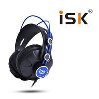 Genuine ISK HP 680 Headphones DJ Studio Monitor Headphone ISK Audio Earphone K Song Computer Headset