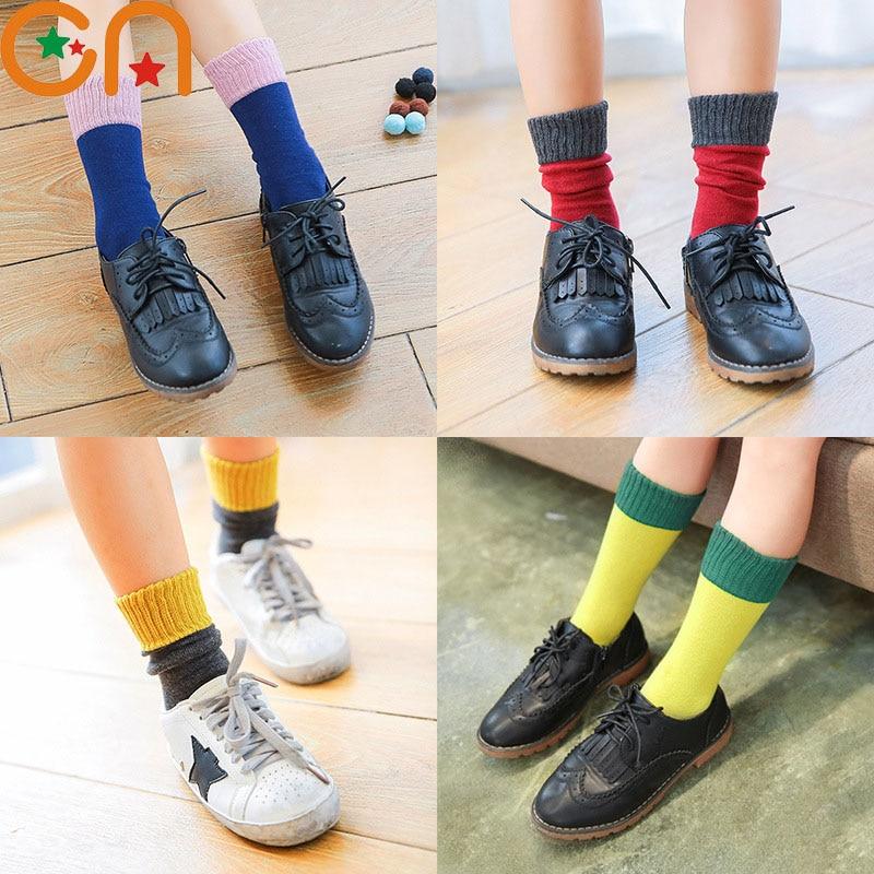 Uşaq corabları Boy Girl pambıq moda İdman corabları körpə toddler Yüksək diz çorapları 0-10T pulsuz çatdırılma CN üçün yeni il uşaq hədiyyələri