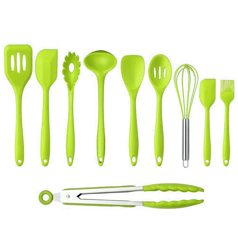 10Pcs-set-Cooking-Tool-Sets-Silicone-Heat-Resistant-Kitchen-Cooking-Utensils-spatula-Non-Stick-Baking-Tool(3)