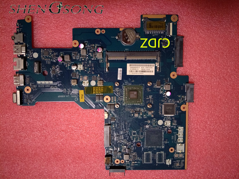 Free Shipping ZS051 LA-A996P Rev 1.0 750634-501 750634-001 for HP 15-G Series laptop motherboard DDR3 A4-5000 CPU 100% tested ! сковорода berghoff eclipse 20см серый