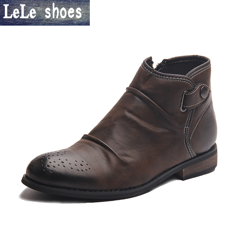 Online Get Cheap Designer Men Boots -Aliexpress.com | Alibaba Group