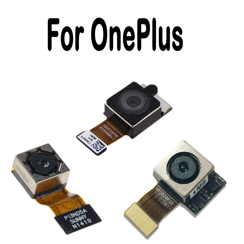 100% New For Oneplus 1 One 2 Two A0002 Back Rear Camera Flex Cable Module Replacement Parts For Oneplus 3 3T Three A3000 5 Five