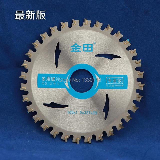 "Free shipping 4"" 40T alloy aluminum TCT saw blade disc cutting aluminium materials with other diameters for sale"