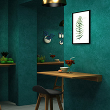Nordic Modern Blue Grey Series Solid Color Cement Wall Papers Home Decor Waterproof Wallpaper Roll for Living Room Bedroom Walls modern nordic style wall papers home decor solid color silk textured wallpaper for walls fabric bedroom wall paper green blue