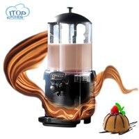 Коммерческий пластик и нержавеющая сталь кипения чай или шоколадный кофе воды машины, автоматический тепла машины, бочонок для хранения 10L