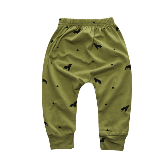 Baby Boys Trousers For Girls Hot Arrival Geometric Pattern PP Pants Newborn Toddler Harem Pants Fashionable Variety Of Pants 8