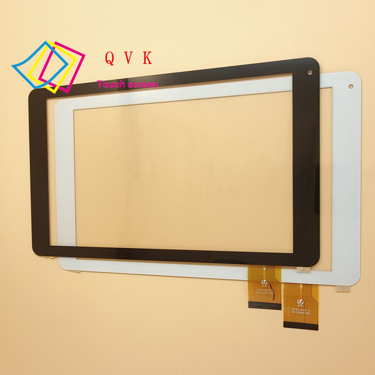 10.1 Inch for Prestigio MultiPad Wize 3401 3G pmt3401_3g_c tablet pc capacitive touch screen glass digitizer panel цена