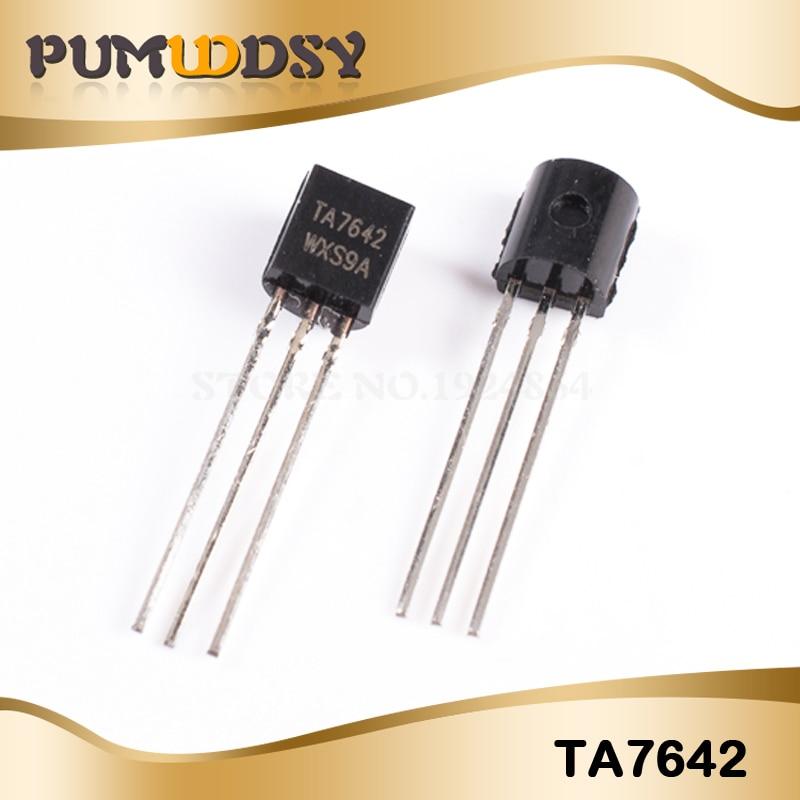 5Pcs duplex 223p 60pf//140pf 2.1mm hole shaft radio variable capacitor BS