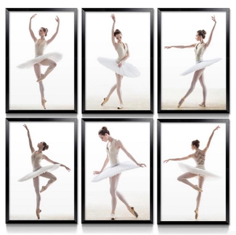 Dance Framed Art / Dance Frame