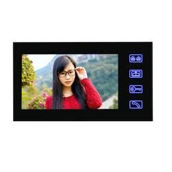 Fimei AU SY816A-MJIDS11 7 'дверной звонок видеодомофон ЖК-дисплей RFID домофон с паролем монитор ИК-камера Дверной просмотрщик для домашней безопасности