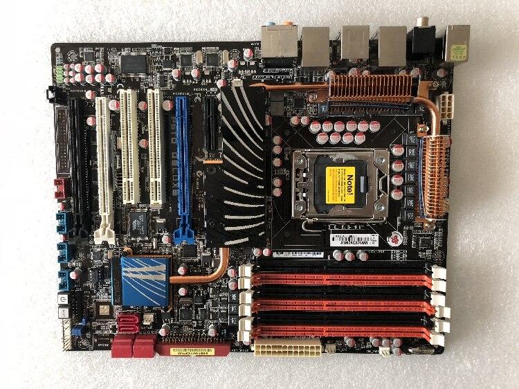 D'origine carte mère pour ASUS P6TD Deluxe LGA 1366 DDR3 24 gb carte mère X58 De Bureau Carte Mère livraison gratuite
