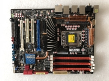 original motherboard for ASUS P6TD Deluxe LGA 1366 DDR3 24GB motherboard X58 Desktop Motherboard free shipping