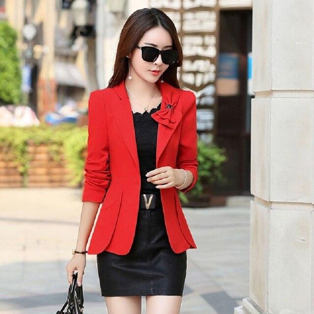 36864307292a Moda 2019 mulheres jaqueta blazer terno cardigan Feminino básico puff luva blazer  casaco blazer ocasional das