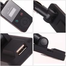 Adjustable 12V 1W Car Handsfree Bluetooth with Remote Control