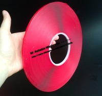 5mm 33 Meters 0 8mm Double Sided Transparent Acrylic Glue Adhesive Tape For Metal Glass Marble