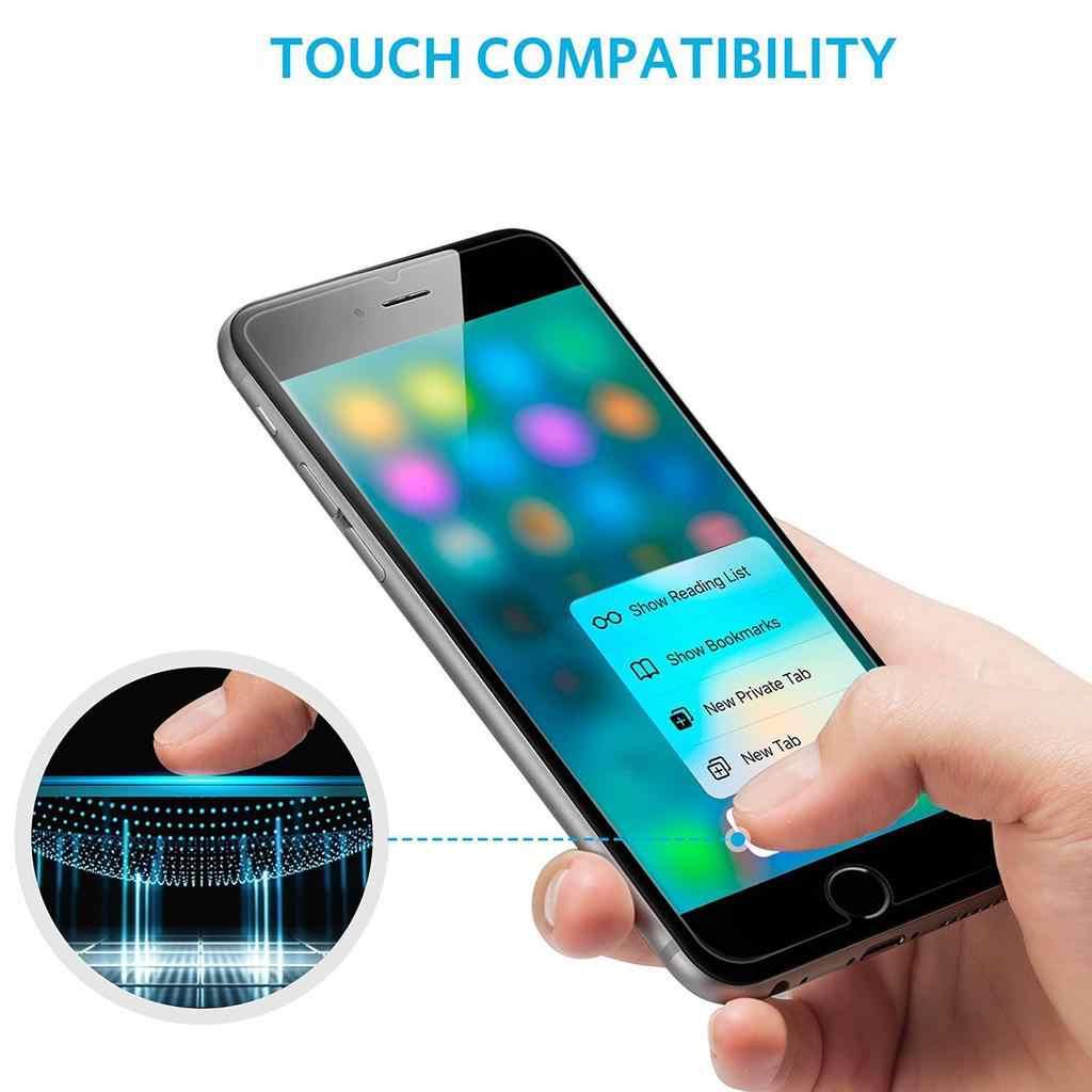 Per Sony Xperia XZ1 XZ2 XZ3 X Compact XA XA1 XA2 XA3 Ultra L1 L2 9 H Temperato Trasparente di Vetro anteriore Della Protezione Dello Schermo Della Copertura Della Pellicola
