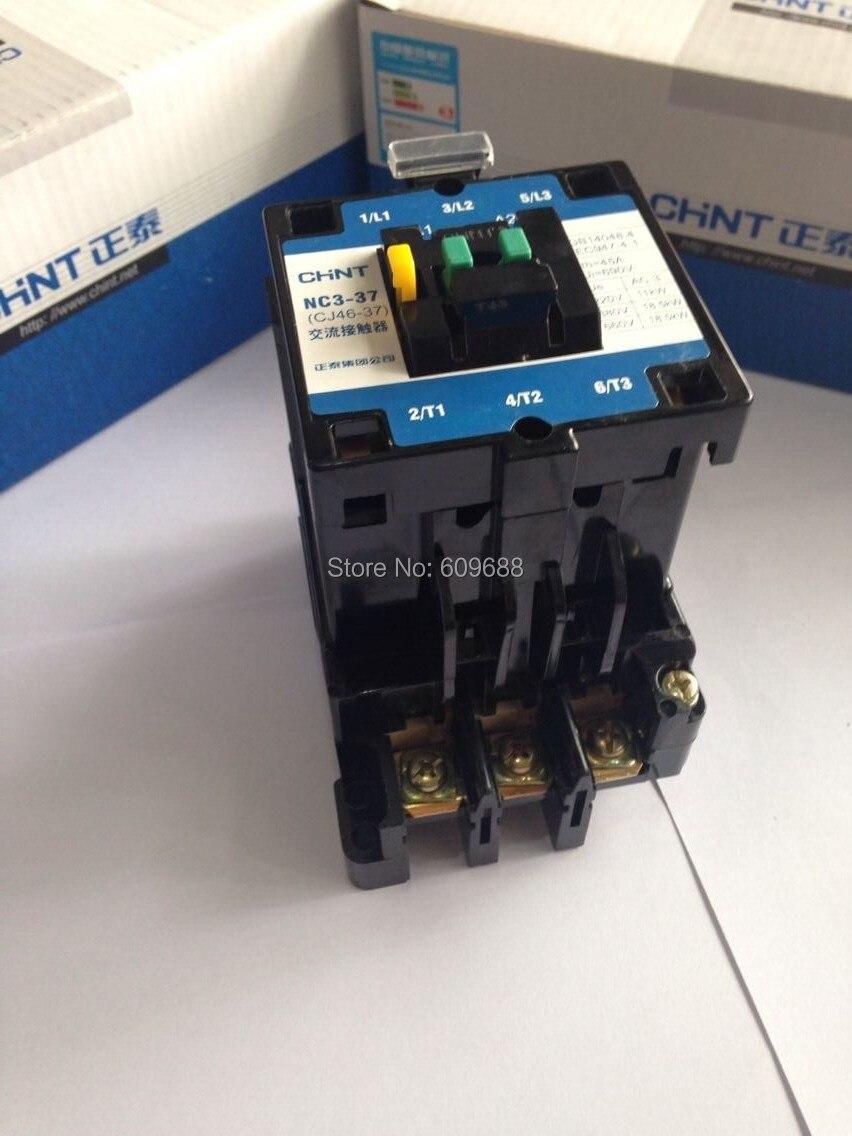 Original CHINT AC Contactor NC3(CJ46)-09-30-01Original CHINT AC Contactor NC3(CJ46)-09-30-01