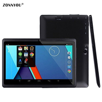 7Tablet PC Google A33 Android 4.4 Quad Core 8GB Bluetooth WiFi Flash Tablet PC Quad Core Learning Tools PC